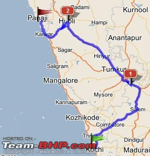 how to reach gokarna from bangalore by train