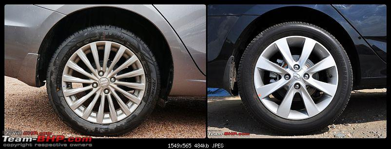 Pictorial Comparison: Maruti Ciaz vs City, Verna, Vento, Rapid, Linea, Fiesta & Manza-alloys.jpg