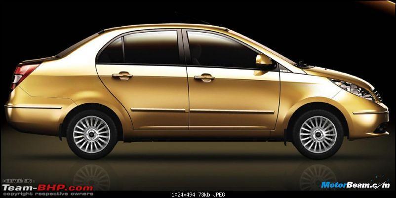 Which Car is better : Maruti Dzire Vdi or Tata Manza Aura?-manzasideview.jpg