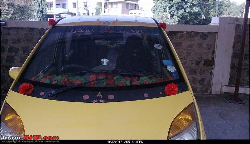 Pics of Weird, Wacky & Funny stickers / badges on cars / bikes-wp_20130519_001-1.jpg