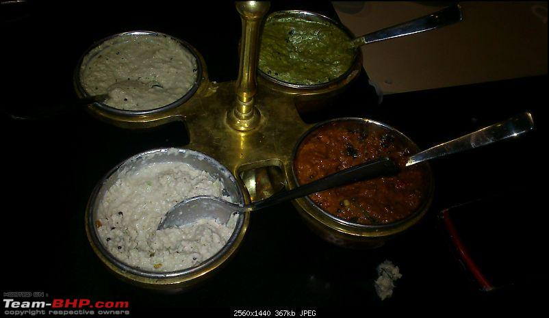 A Guide: Eating out in Hyderabad/Secunderabad/Cyberabad-fourchutneys.jpg