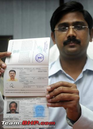 how to see first name on passport