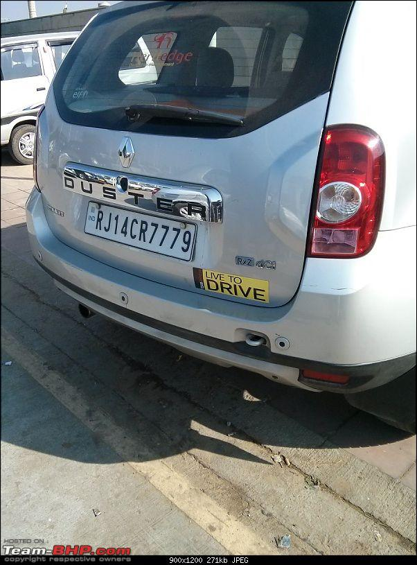 Team-BHP Stickers are here! Post sightings & pics of them on your car-jaipurdustimg_20131128_101555.jpg