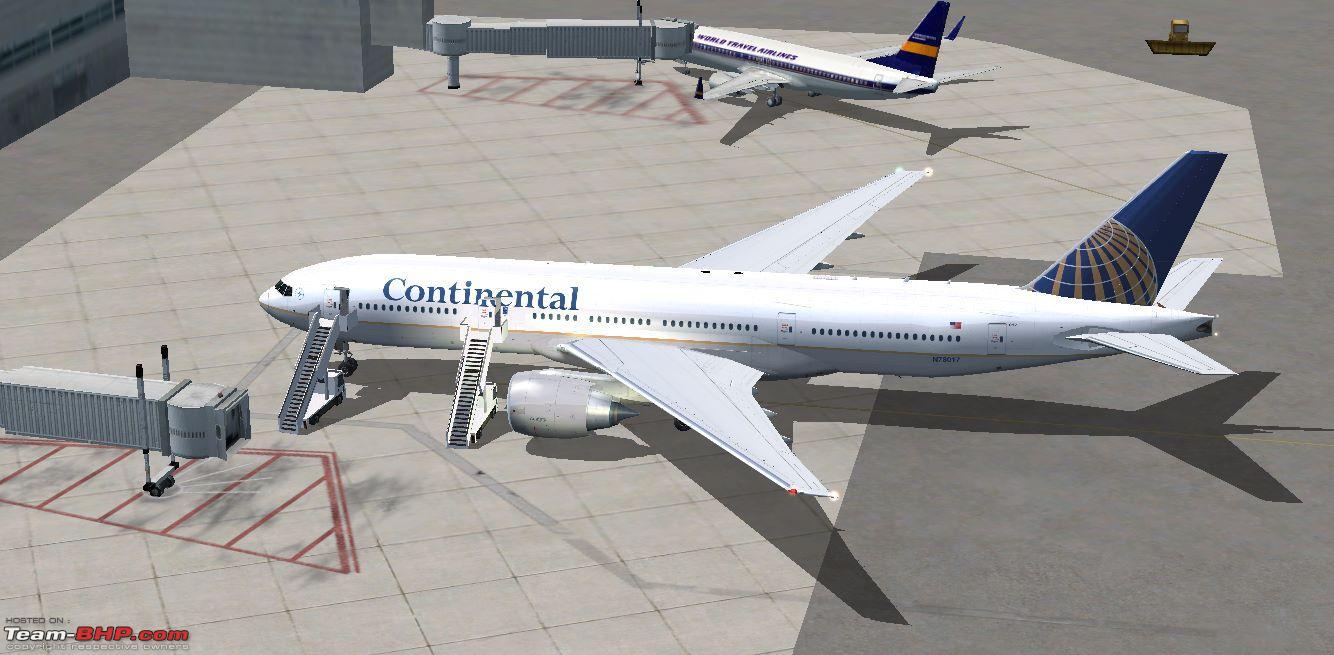 The Flight Simulation Thread - Team-BHP