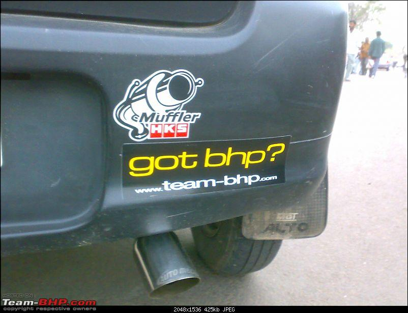 Team-BHP Stickers are here! Post sightings & pics of them on your car-01042009352.jpg
