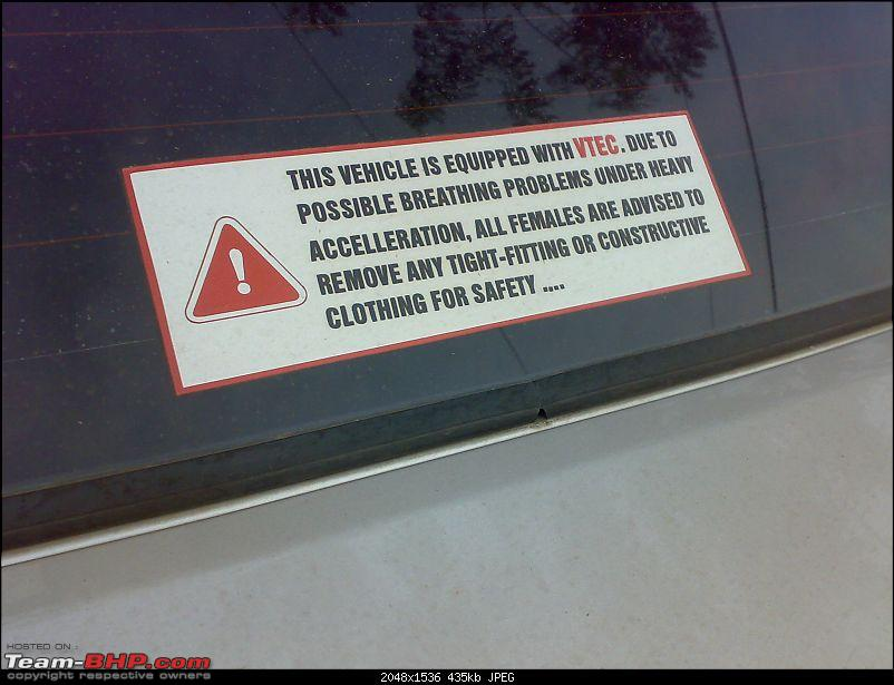 Pics of Weird, Wacky & Funny stickers / badges on cars / bikes-20122008311.jpg