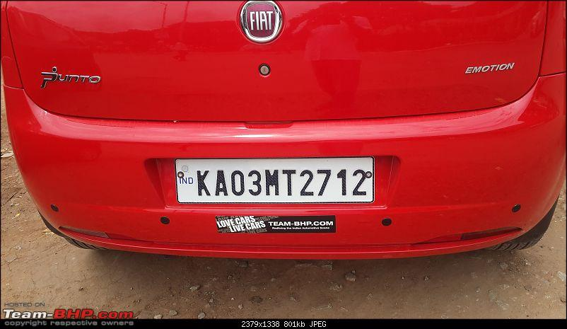 Team-BHP Stickers are here! Post sightings & pics of them on your car-20140719_131656.jpg