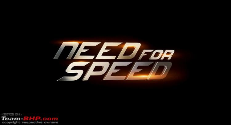 Official: Need For Speed 2 movie confirmed! - Team-BHP
