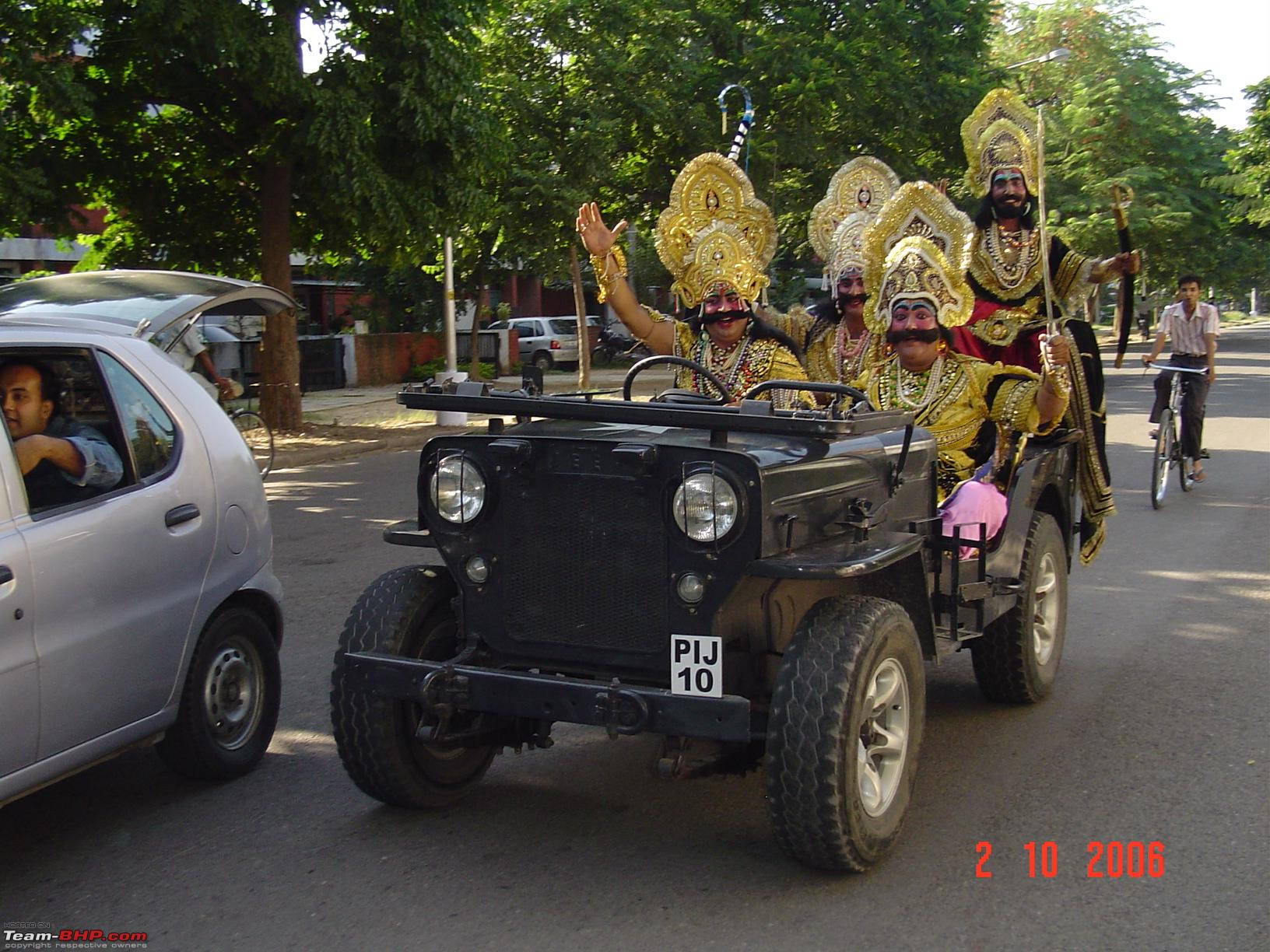 JEEP from SRI RAM's time(SATT