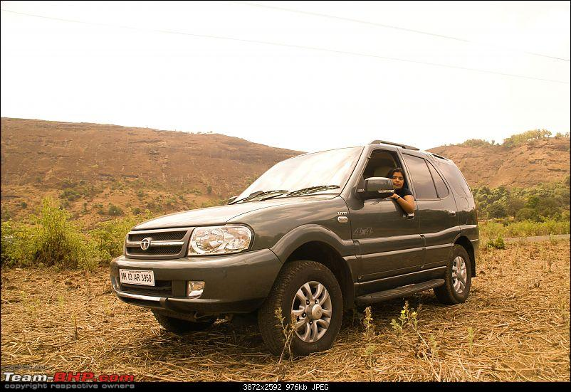All Tata Safari Owners - Your SUV Pics here-05-lunch.jpg