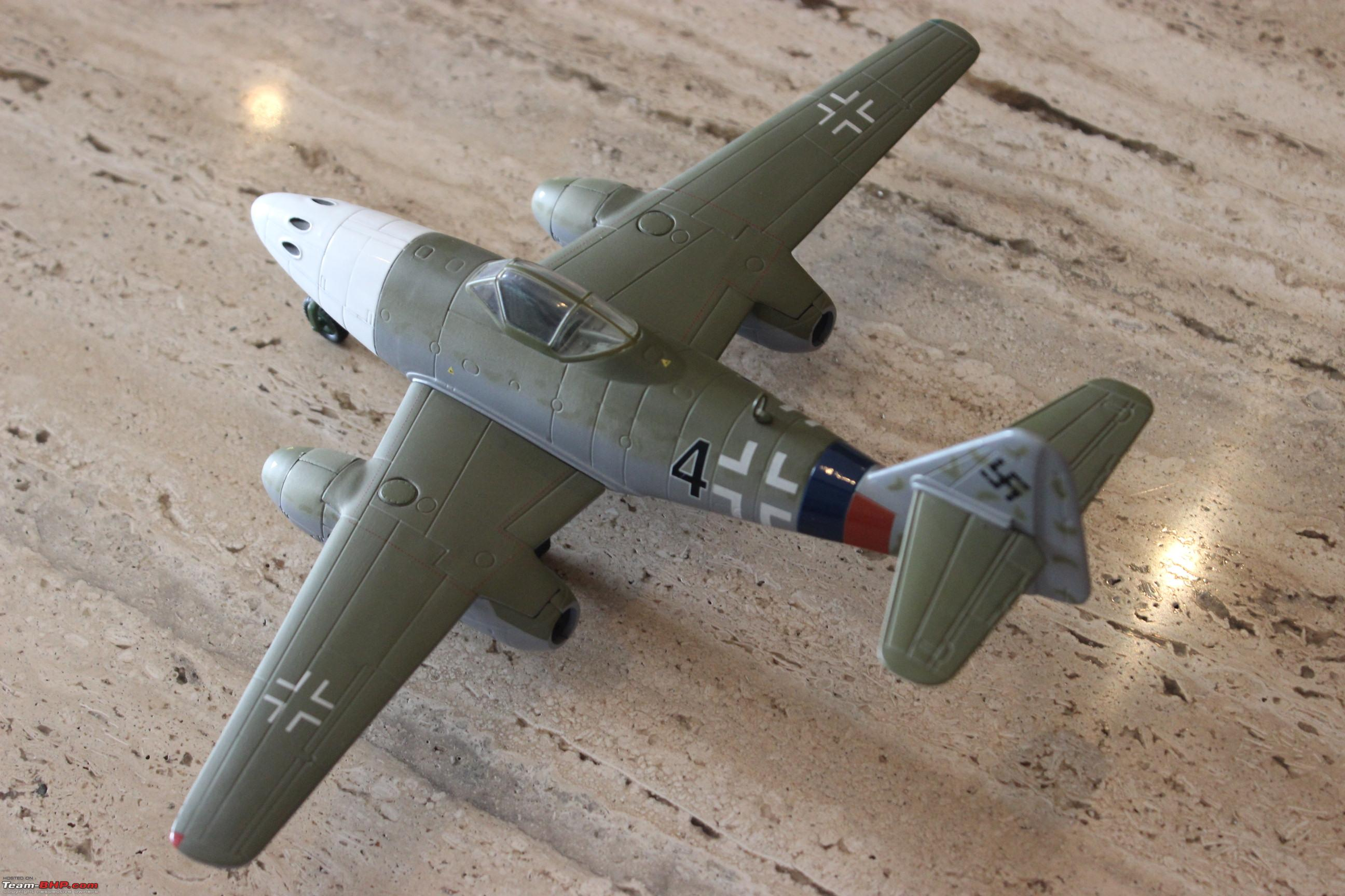 Scale Models - Aircrafts & Ships - Team-BHP