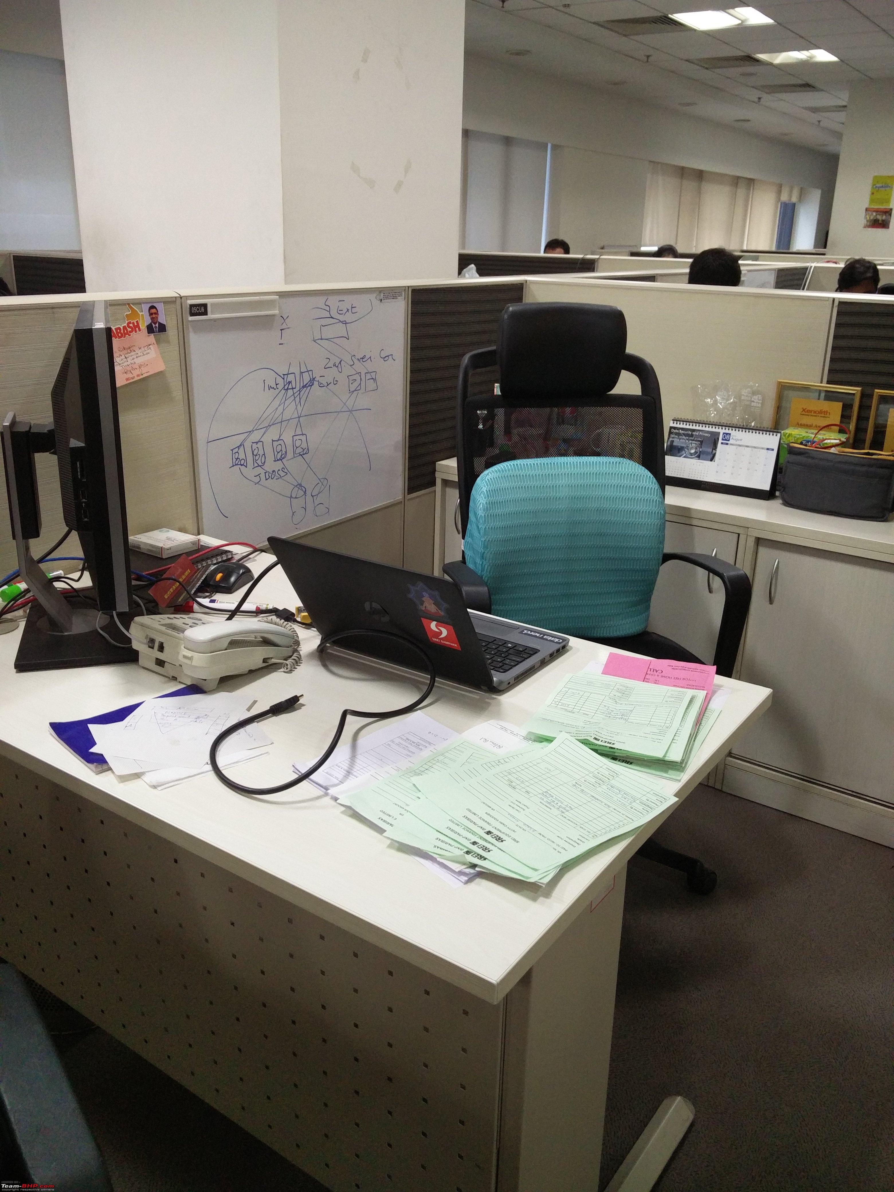 What Does Your Office Desk/workstation Look Like? Img_20160802_140115_01