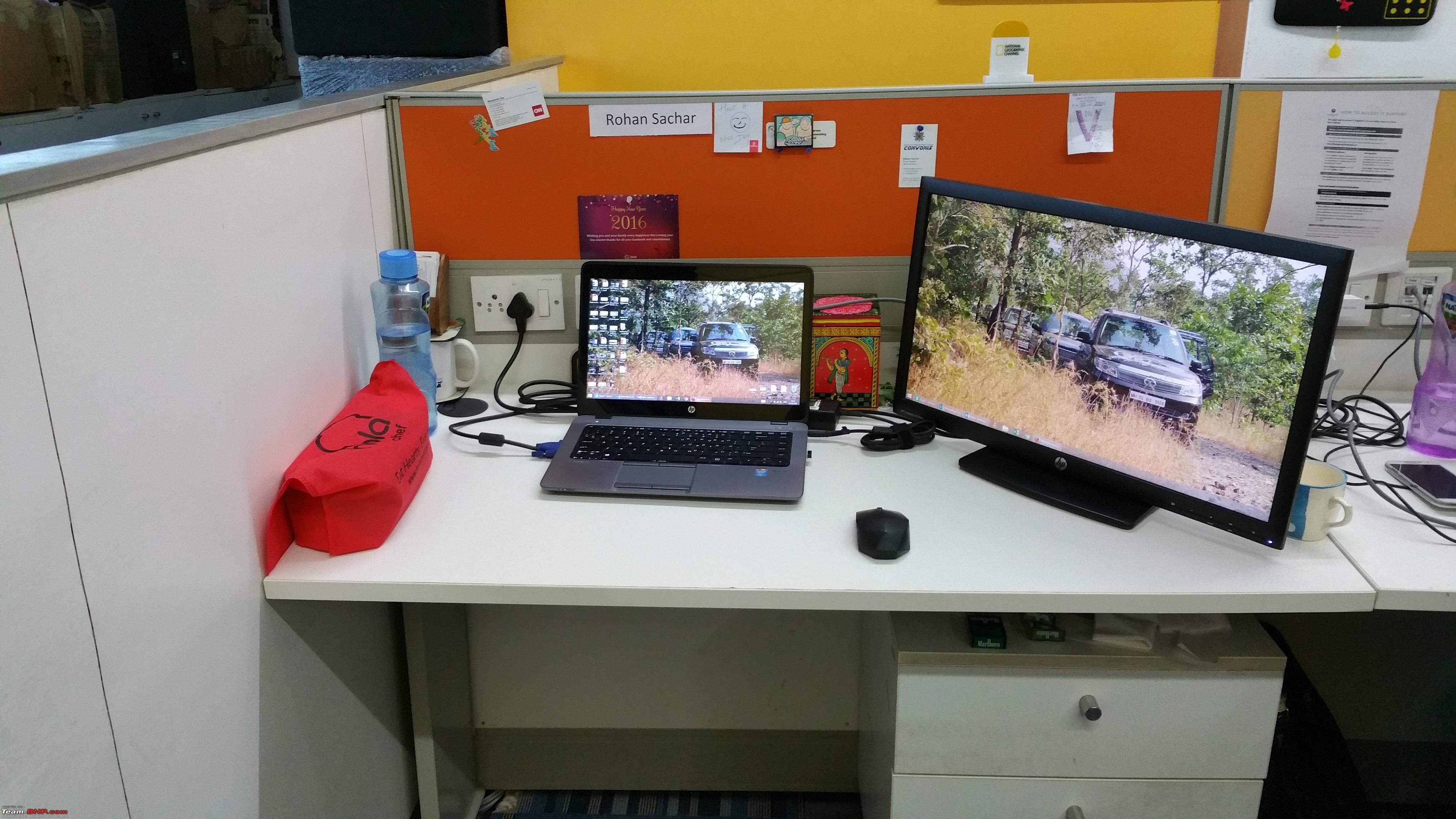 What Does Your Office Desk Workstation Look Like 20160805 101840 Jpg