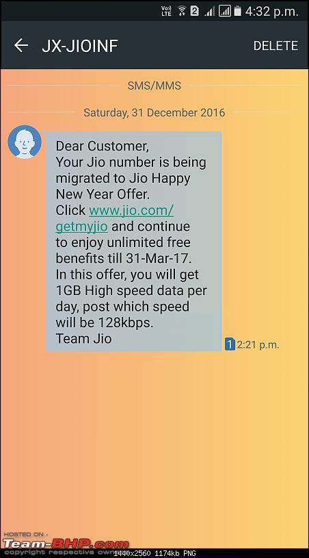 Reliance Jio and the FREE mania!-screenshot_20161231163201.png