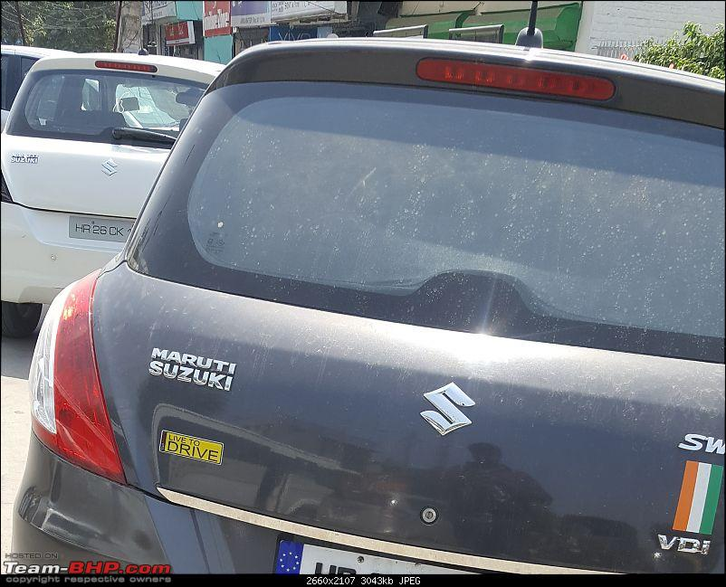 Team-BHP Stickers are here! Post sightings & pics of them on your car-20170506_202946.jpg
