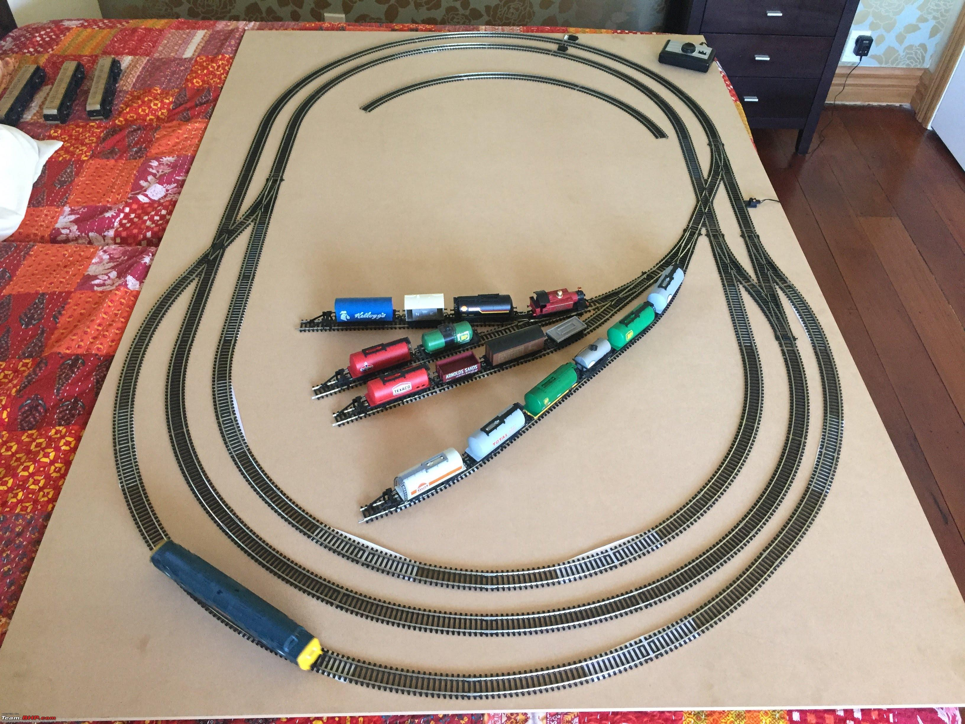 The Model Railroad and Train Sets Thread - Page 8 - Team-BHP