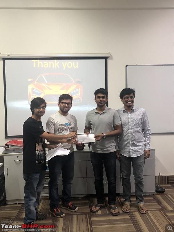 Essence - The Auto Quiz in Bangalore. EDIT : Now called Auto Esperto-img_1005.jpg