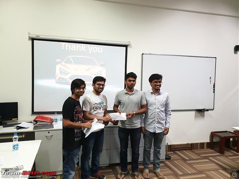 Essence - The Auto Quiz in Bangalore. EDIT : Now called Auto Esperto-20190330_131218.jpg