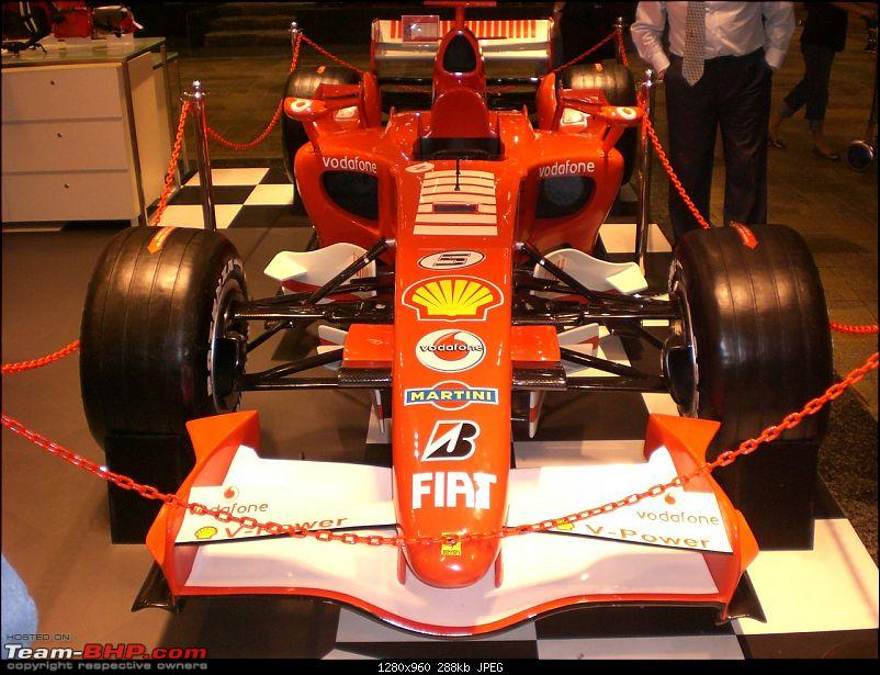Ferrari F1 Car In India!!EDIT: and now a Renault F1 and Mclaren F1 as well-cimg4817.jpg
