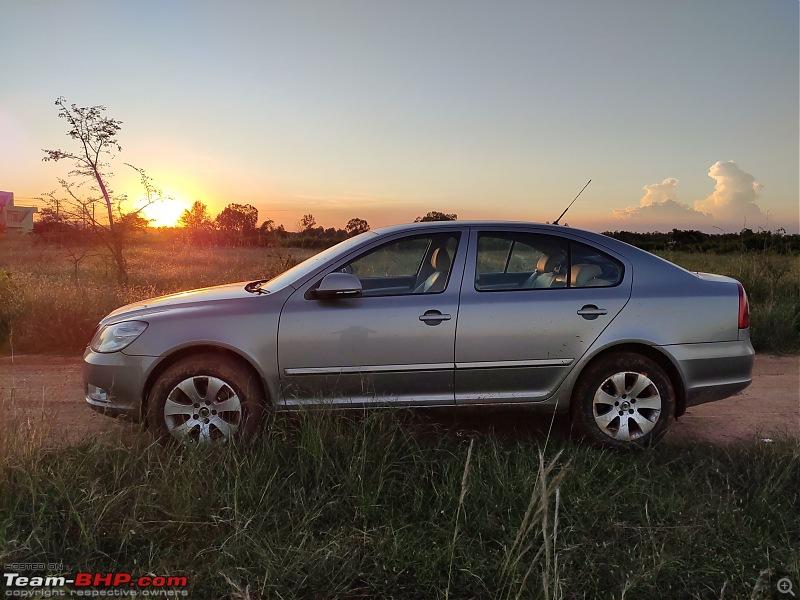 Best click of your car / bike in 2019!-enjoying-sunset.jpg