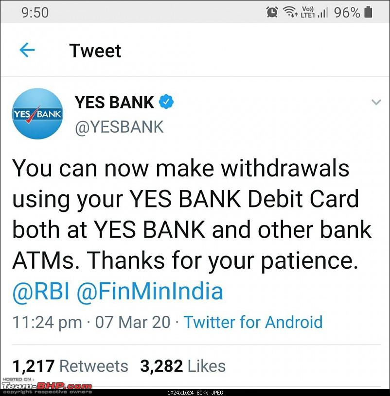 SBI & LIC step in to save Yes Bank; withdrawal cap of Rs 50,000 imposed-1583641410569.jpg