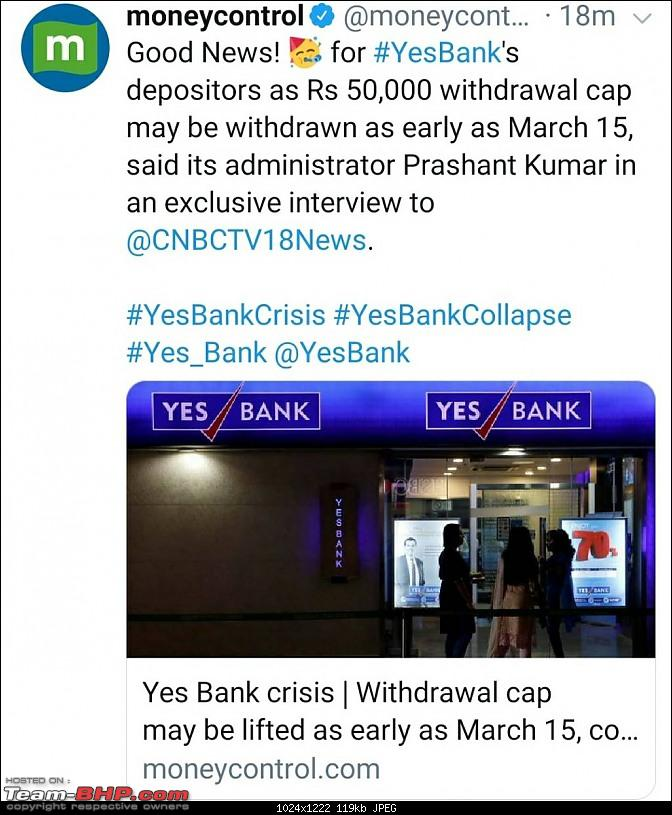 SBI & LIC step in to save Yes Bank; withdrawal cap of Rs 50,000 imposed-1583742949511.jpg