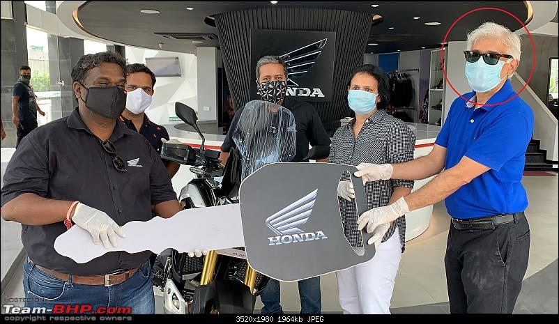 Face mask + sunglasses (or spectacles) : How to prevent the glass from fogging up?-honda.jpg