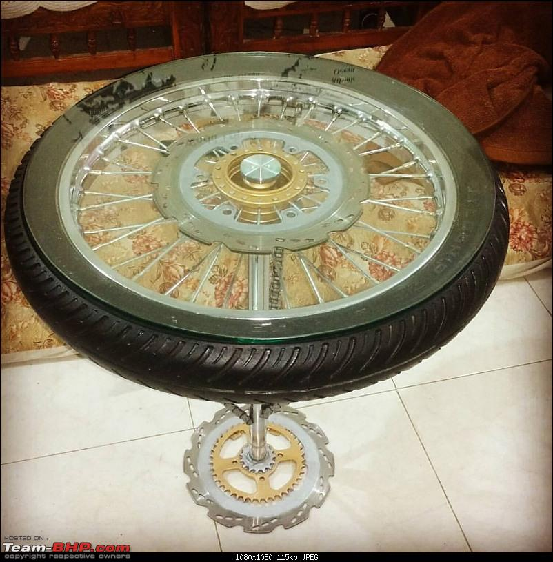 ANG Wheels, Mumbai: Furniture & Decor made from automotive parts-20746160_10155574613094414_1654149214169054037_o.jpg