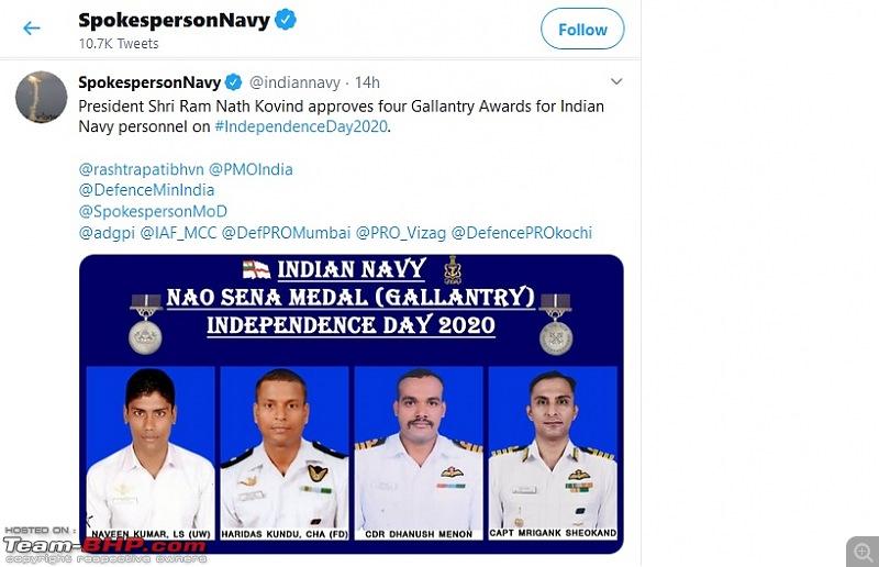 BHPian Dhanush Menon is awarded the Nao Sena Medal by the Indian Navy-untitled.jpg