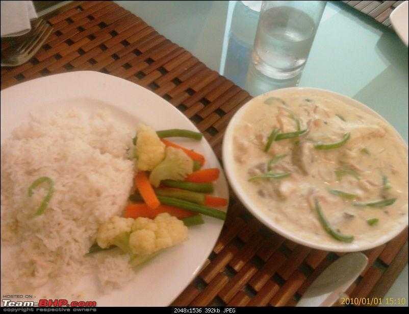 A Guide: Eating out in Hyderabad/Secunderabad/Cyberabad-continental-combo.jpg
