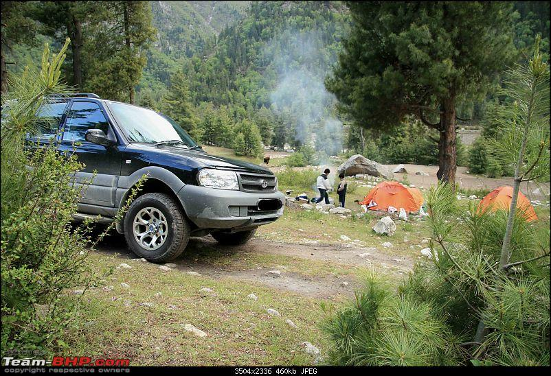 All Tata Safari Owners - Your SUV Pics here-1st-campsite1.jpg