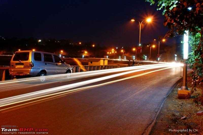 Name:  14  Light trails at Fateh Sagar.JPG