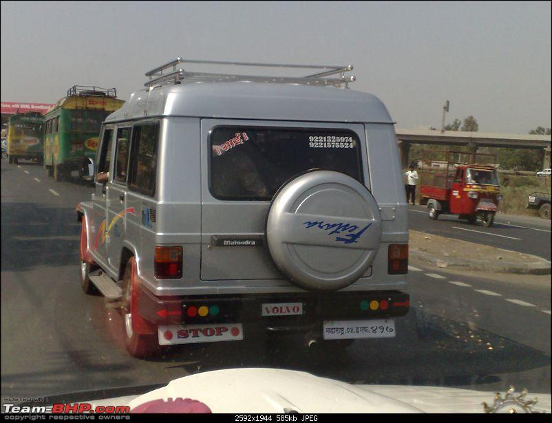 Pics of Weird, Wacky & Funny stickers / badges on cars / bikes-30032010244.jpg