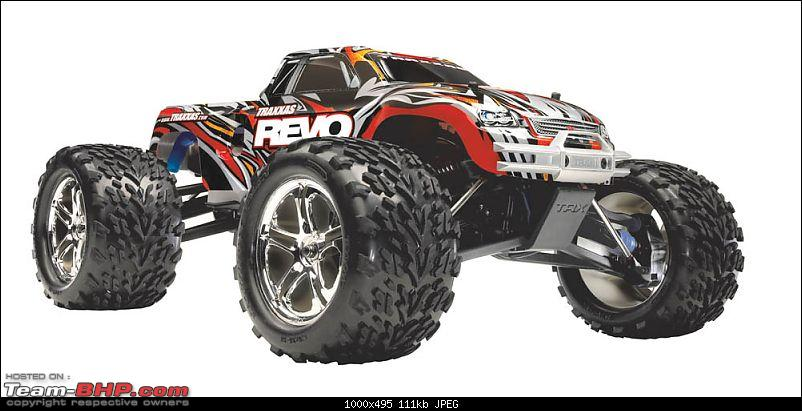 The Radio / Remote Control Cars Thread. (RC)-revo33low3qtr.jpg