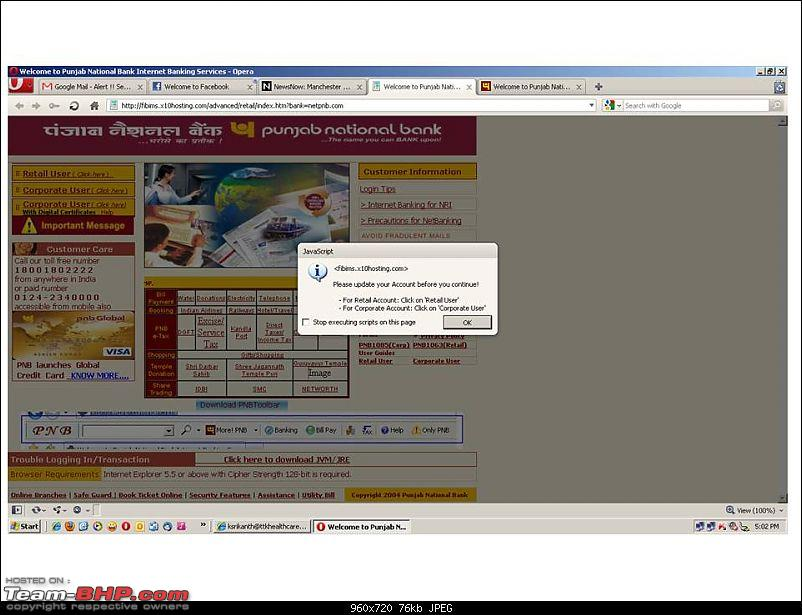 Fraud Transfer of Money from my Salary Account of PNB: Fought case & won-slide1.jpg