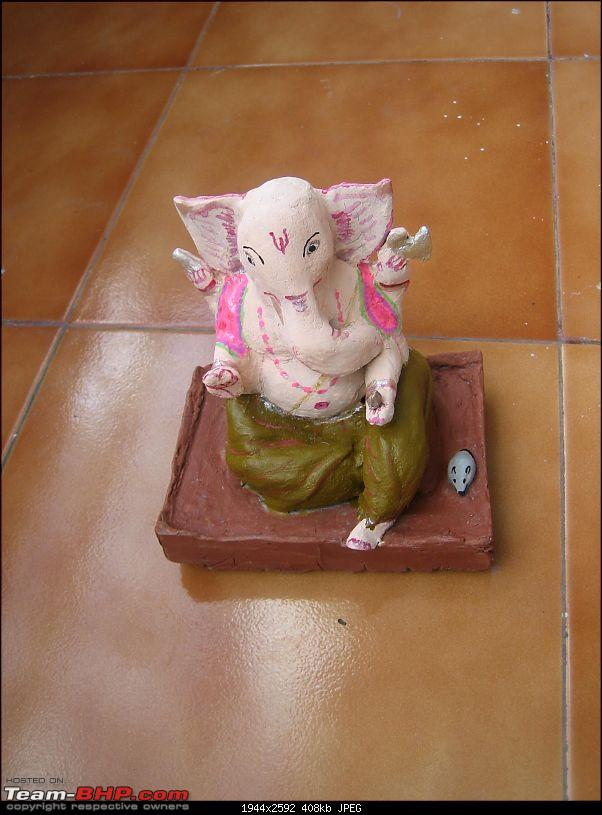 How to make ganesh idol from Clay and celebrate eco-friendly Ganesh festival-complete-watercoloers.jpg