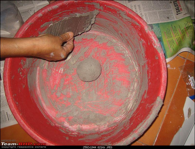 How to make ganesh idol from Clay and celebrate eco-friendly Ganesh festival-making-dough.jpg