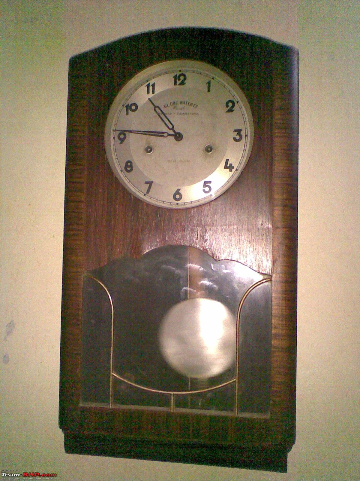 Your Proud Clock Collection Grand Father Wall Alarm