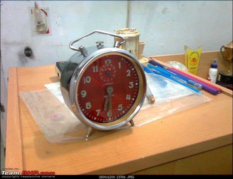 Your proud clock collection (Grand father, Wall, Alarm & Table models)-image0606.jpg
