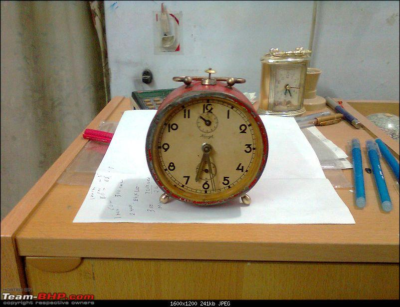 Your proud clock collection (Grand father, Wall, Alarm & Table models)-image0609.jpg