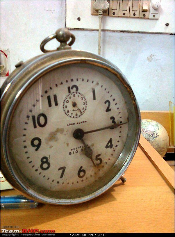 Your proud clock collection (Grand father, Wall, Alarm & Table models)-image0626.jpg