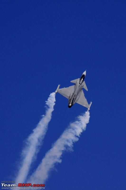 Name:  SAAB Gripen into the skies..jpg
