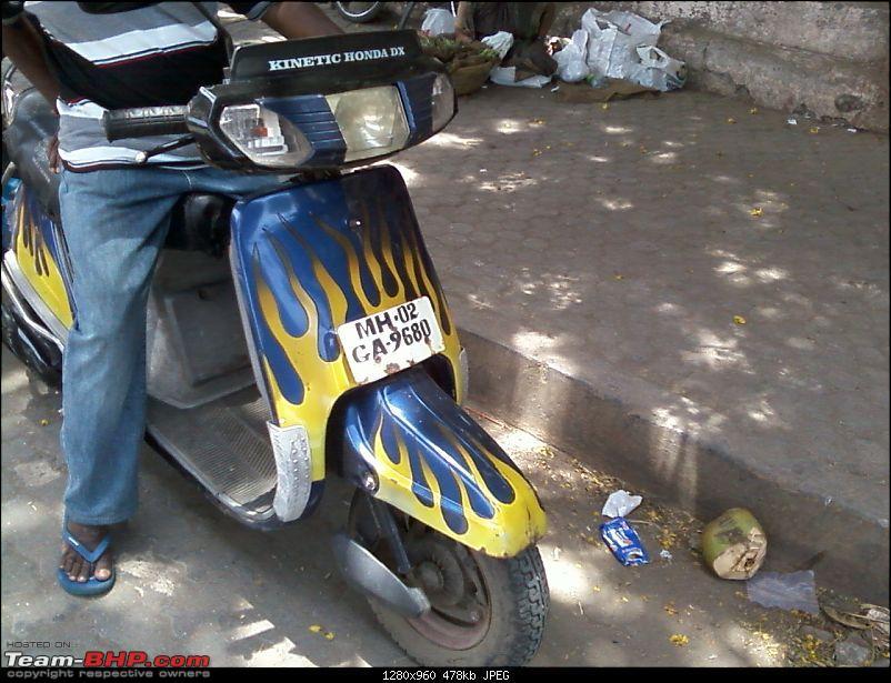Pics of Weird, Wacky & Funny stickers / badges on cars / bikes-photo0051.jpg