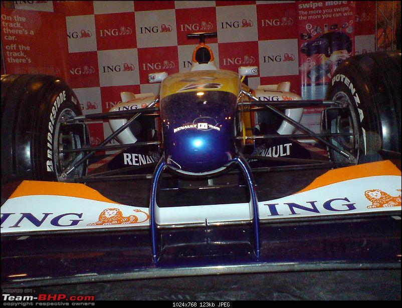 ING Renault F1 car coming to Bangalore-dsc00159.jpg
