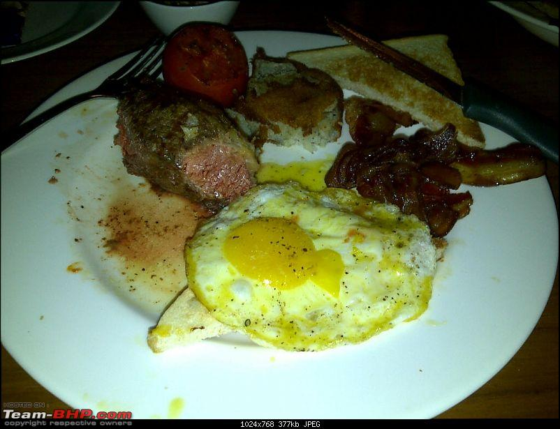 A Guide: Eating out in Hyderabad/Secunderabad/Cyberabad-stake-n-eggs.jpg