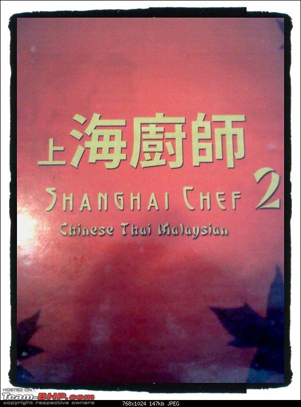 A Guide: Eating out in Hyderabad/Secunderabad/Cyberabad-shanghai-chef.jpg