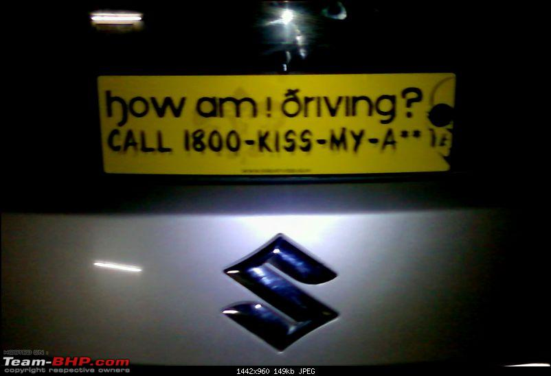 Pics of Weird, Wacky & Funny stickers / badges on cars / bikes-photo0114.jpg