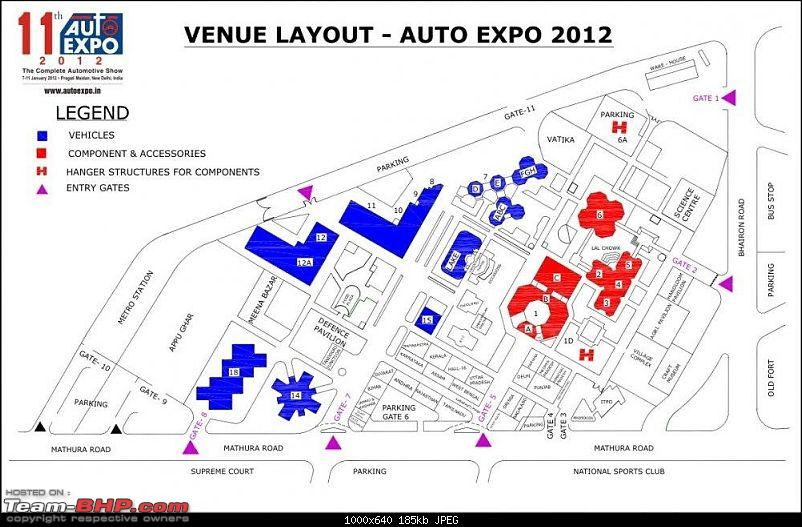 Prelude to the 2012 Auto Expo-auto-expo-2012-venue-layout.jpg