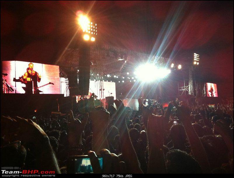 Metallica in Bangalore - 30 Oct 2011: Possible TBHP Meet-1-3.jpg