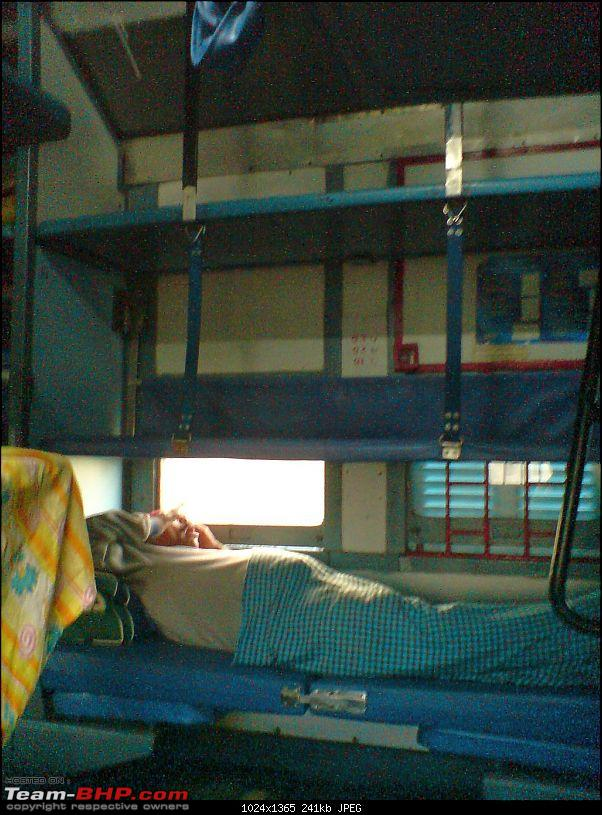 Are side berths in Indian Railways Made 3 seater ? EDIT: Not anymore-3side.jpg